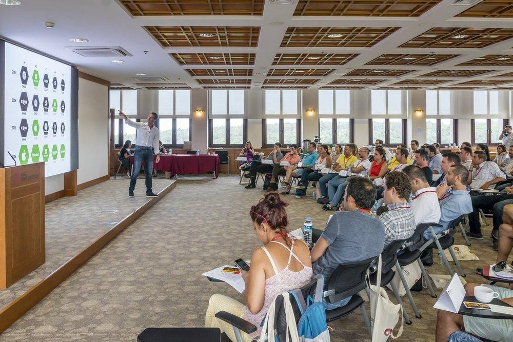 Koç Üniversitesi eMBA Etkinliği (2017 Ağustos)