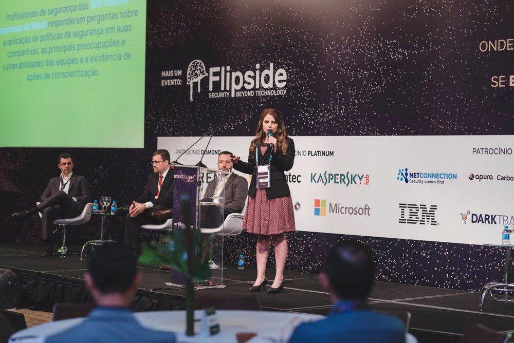 Priscila Meyer, CEO da Flipside.