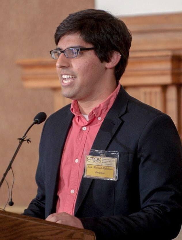 Zachary Ahmad-Kahloon