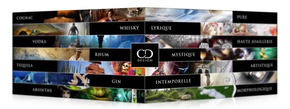 Identification et analyse des univers du Luxe, de la Parfumerie et des Spiritueux