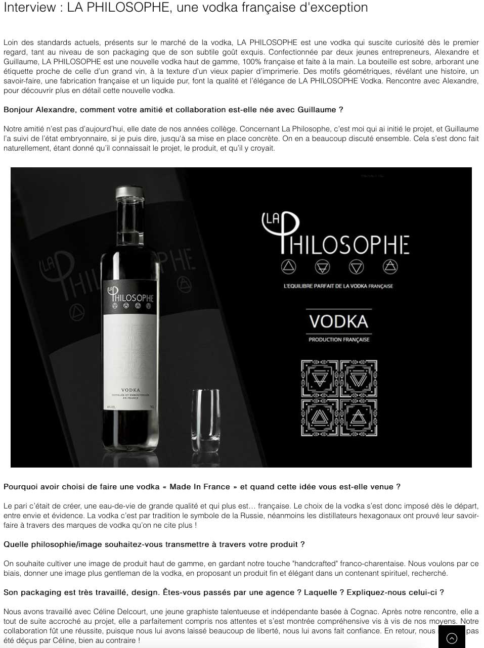 Interview de   Alcoolisey.com