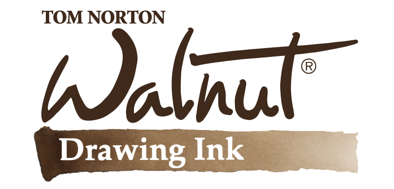 Walnut Drawing Ink