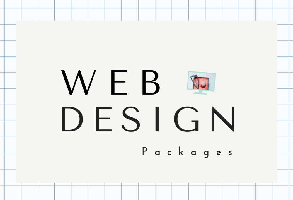 Laugh in Flowers - web design packages