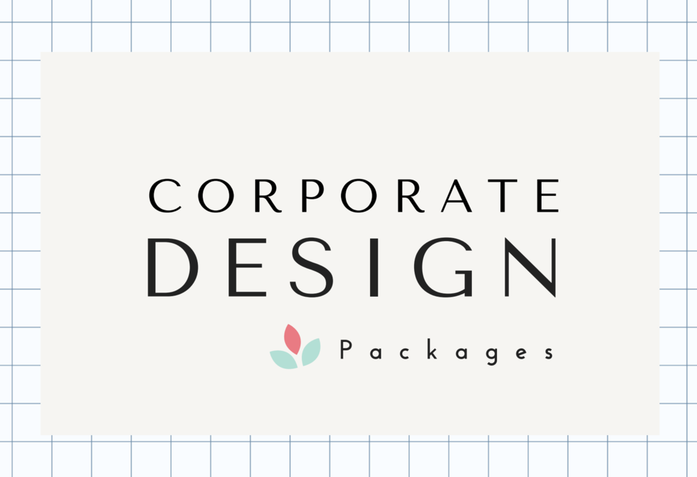 LAUGH IN FLOWERS - BRANDING PACKAGES
