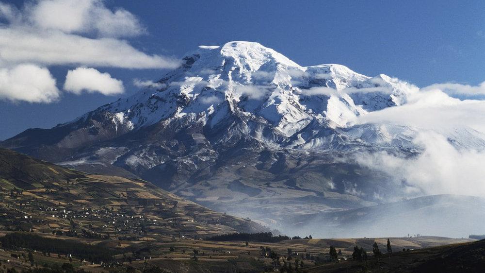 Chimborazo.