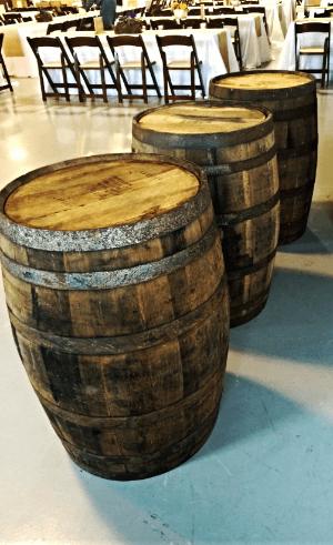Bourbon Barrels -<br/> $20.00