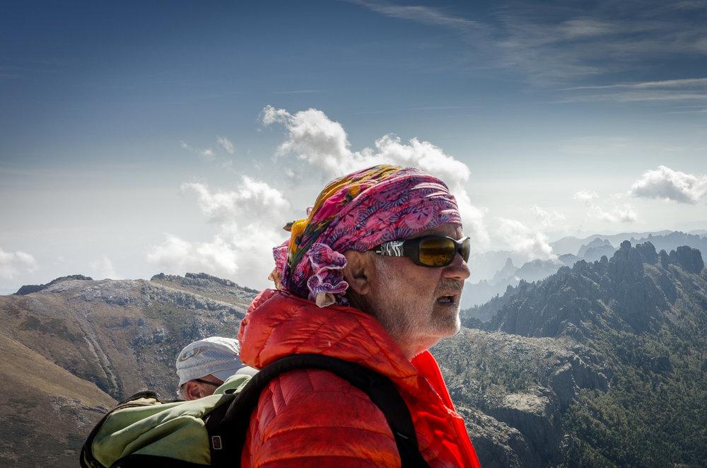 JEAN-PAUL QUILICI - est un guide de haute montagne.Sa passion est de vous faire parcourir les plus beaux endroits de Corse à travers des activités à votre rythme.