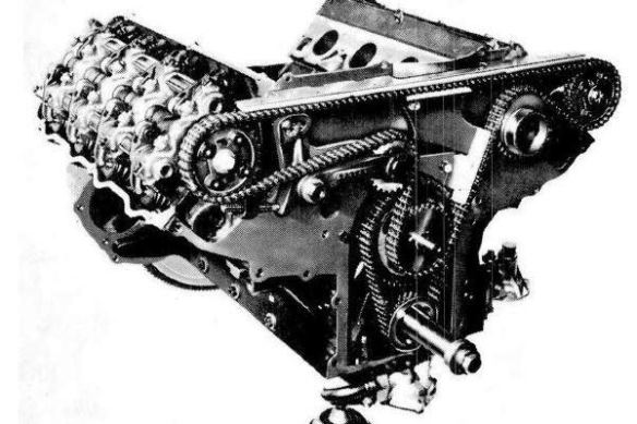 on Ford 5 4 Cylinder Layout