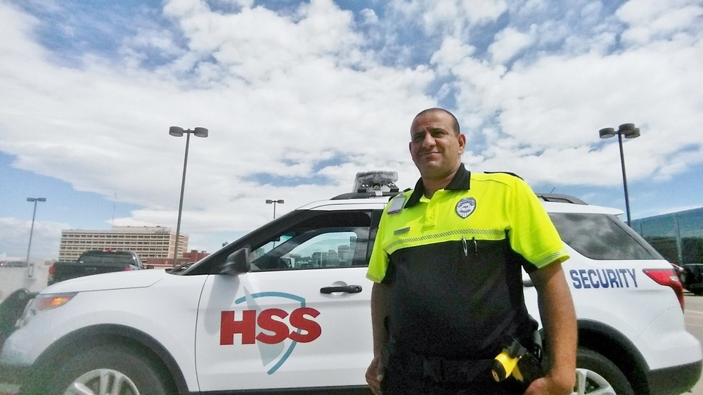 Taresh began working for HSS Security in April 2014, and attends the Community College Denver.