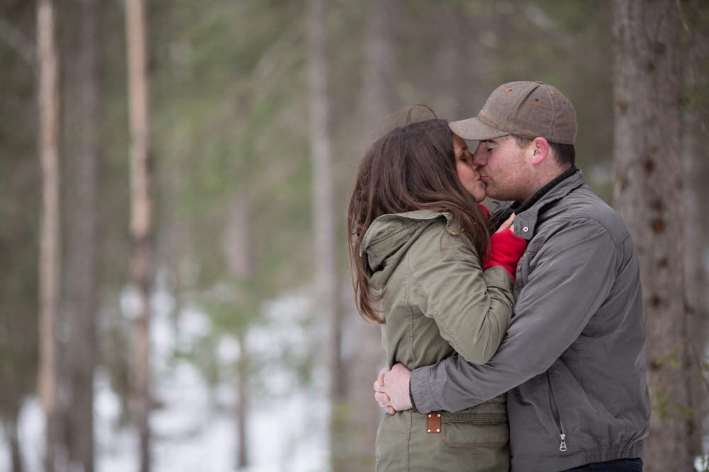 Jasper, Alberta engagement
