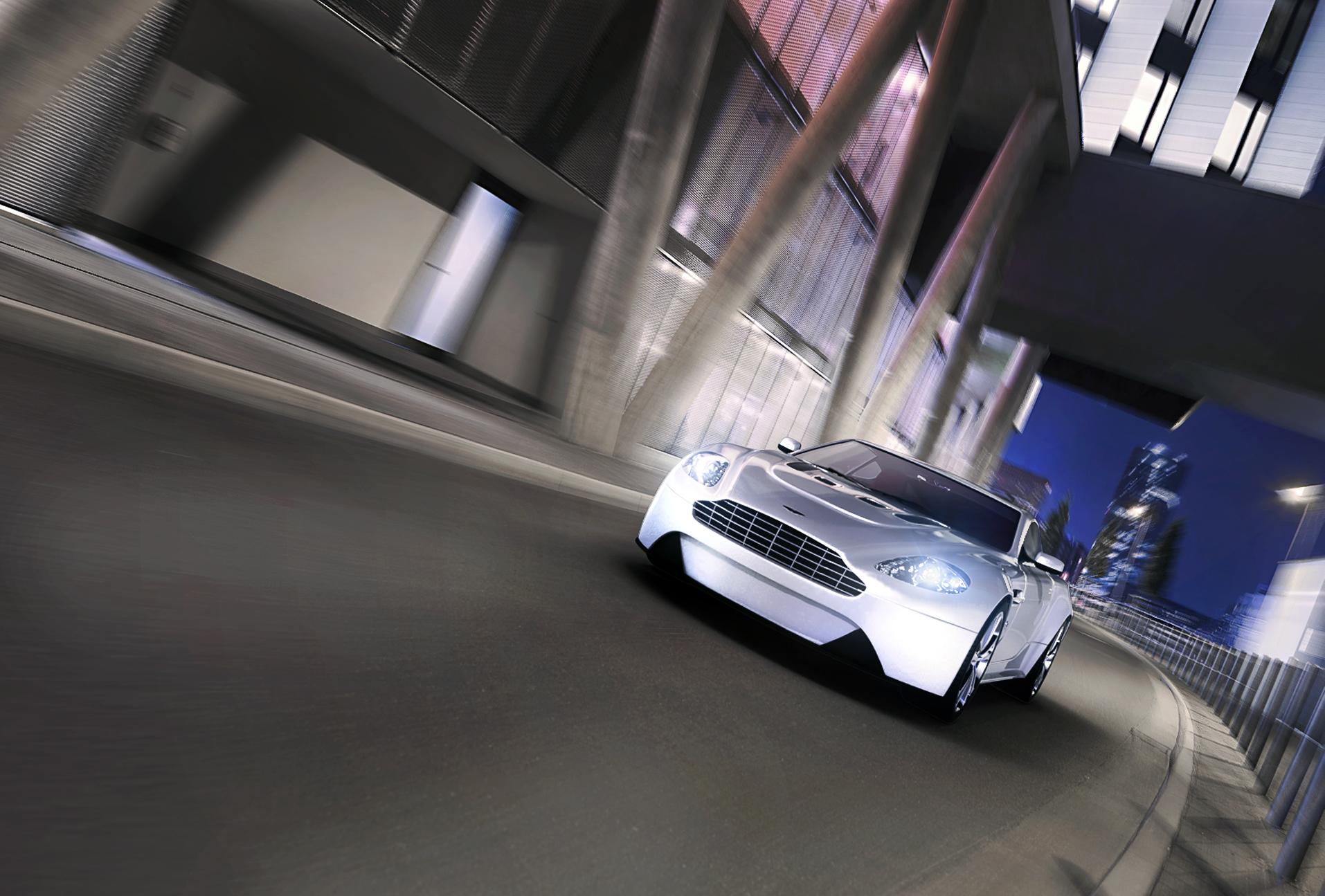 Aston Martin Keyshot Jaked3d
