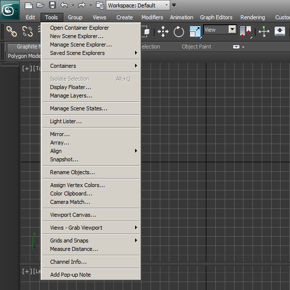 add pop up notes in 3ds max step 7