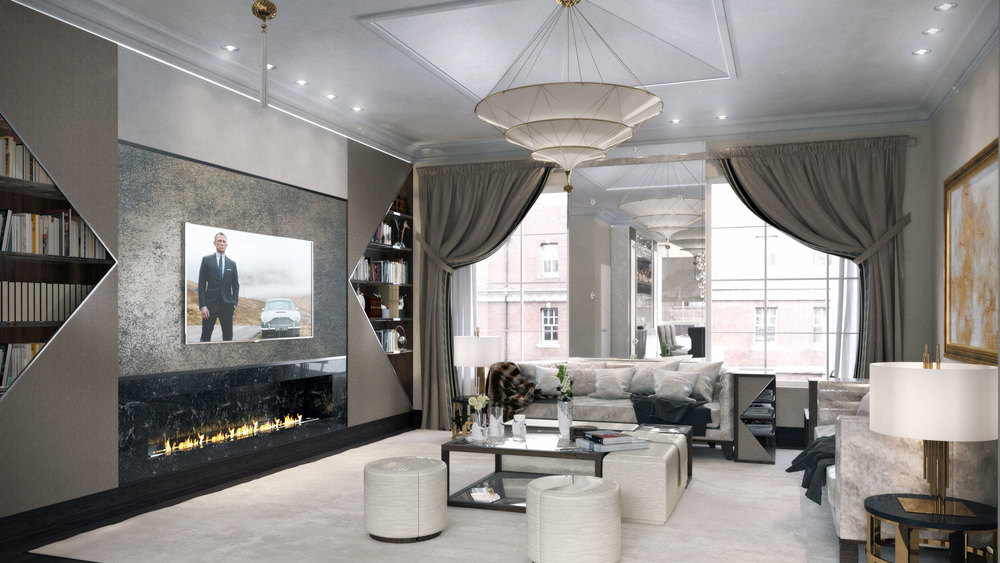Interior Luxury Visuals