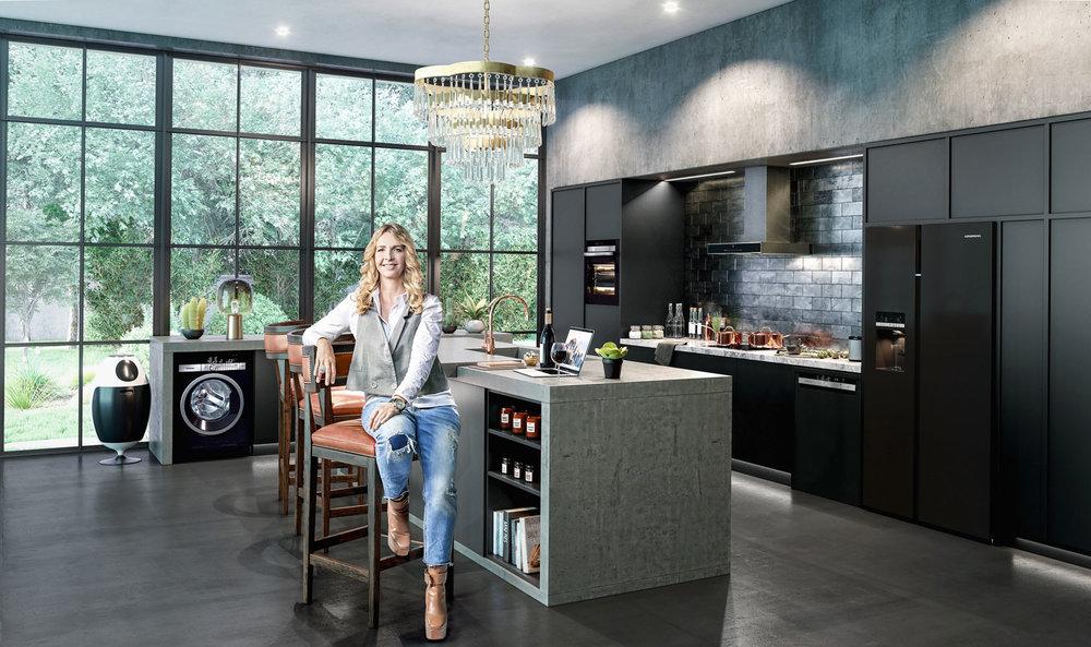 Abigail Ahern Ultimate Kitchen — Luxury Visuals