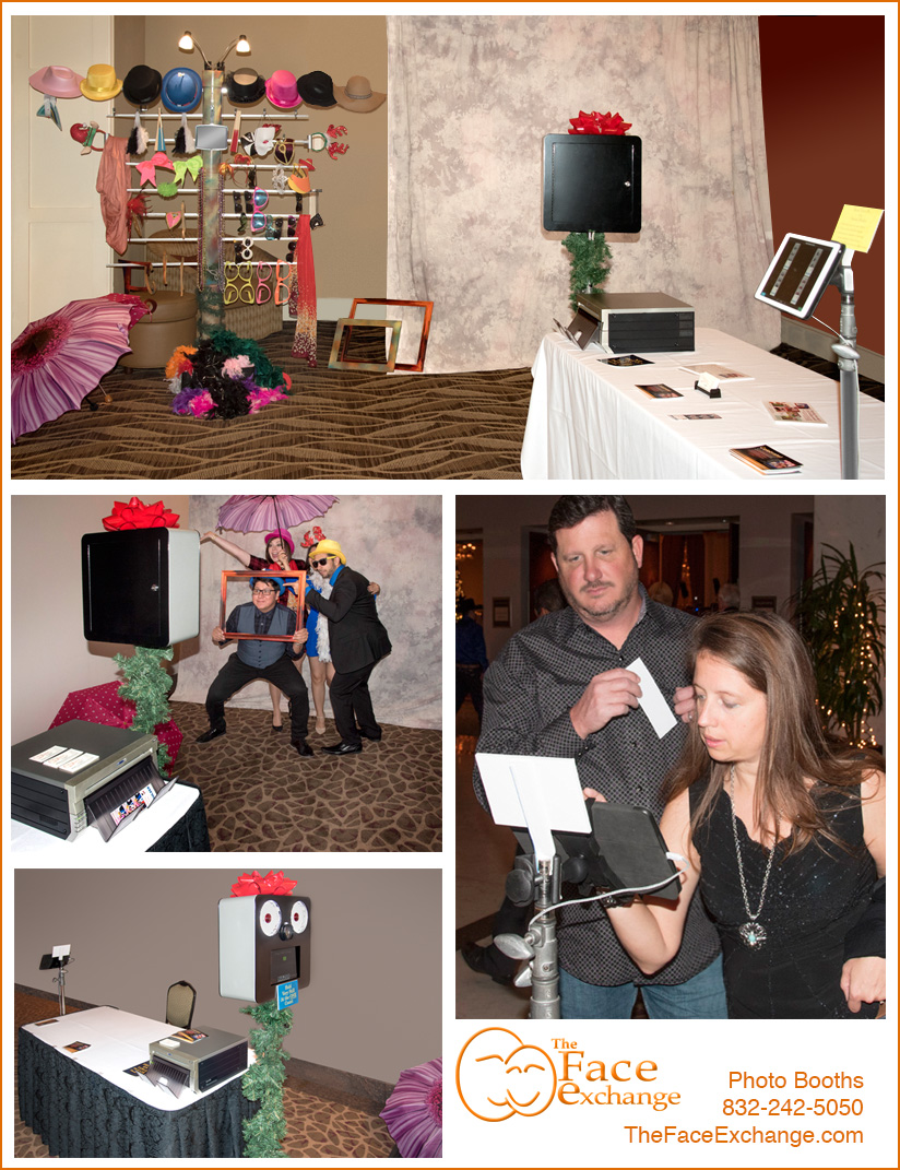 Party Photo Booth & Props for Rent in Houston