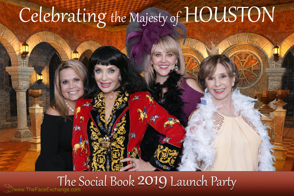 Another great night at the annual Houston Social Book Party and happy  that The Face Exchange had the opportunity to show off.  Did we make  your picture?  Go here to download and find a digital copy.  216.119.96.89/SocialBook_2019.zip
