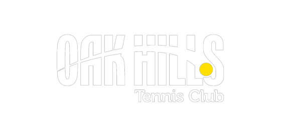 Oak Hills Tennis Club's Website