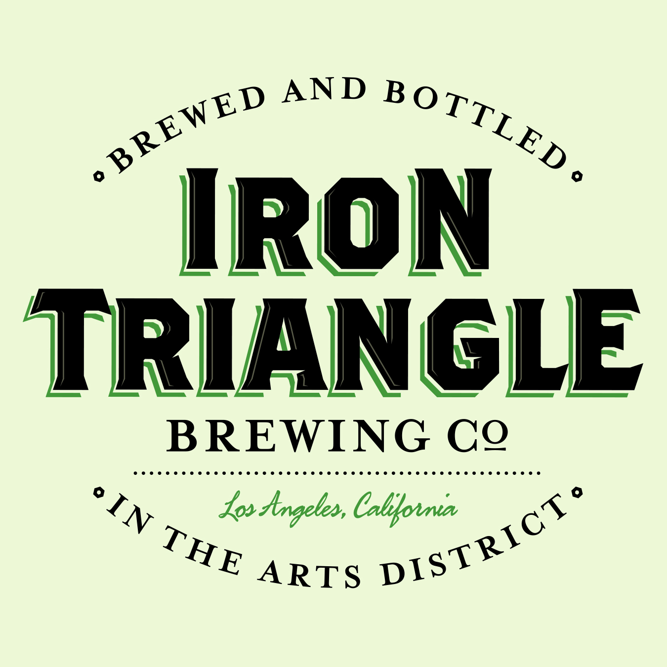 Iron Triangle Brewery