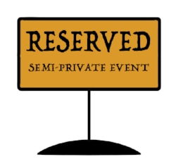 SEMI-PRIVATE EVENT