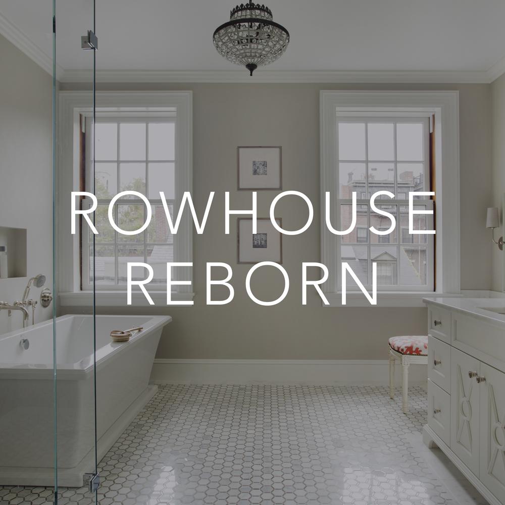 ROWHOUSE REBORN