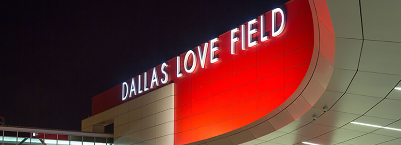 Dallas Love Field is the home of Southwest Airlines - and the airport of my first-ever flight from DAL to HOU.