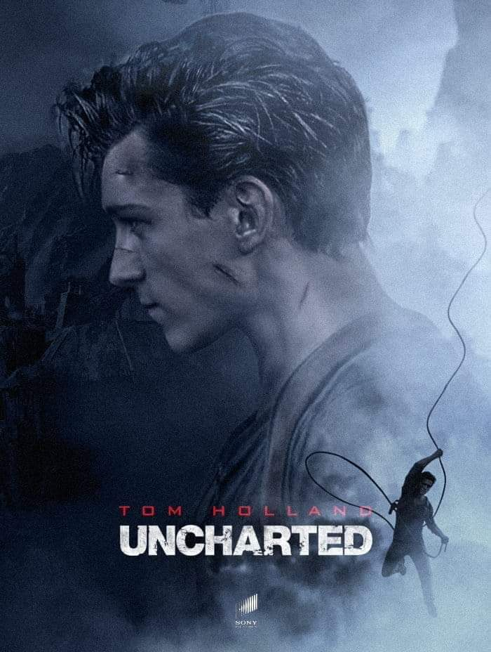 Uncharted La Nueva Pelicula De Tom Holland Player X