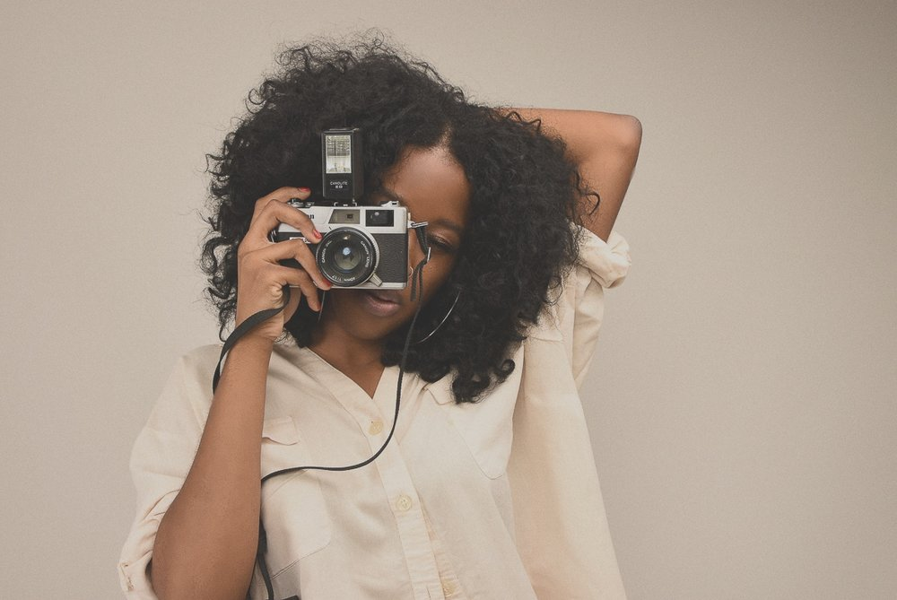 SAINT HERON - Breyona Holt's Exquisite Eye captures the true essence of women.