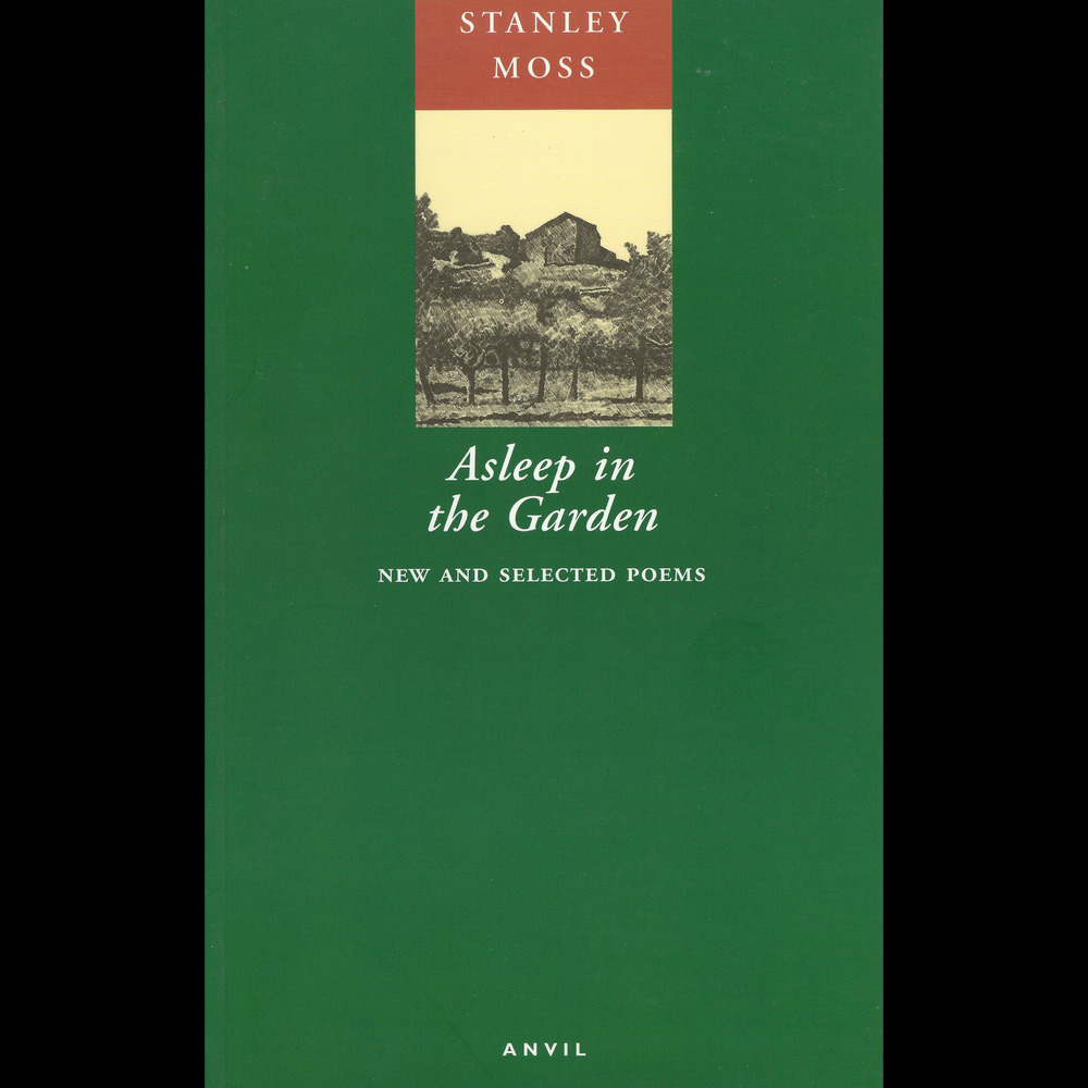 Asleep in the Garden (Anvil Press, 1998)