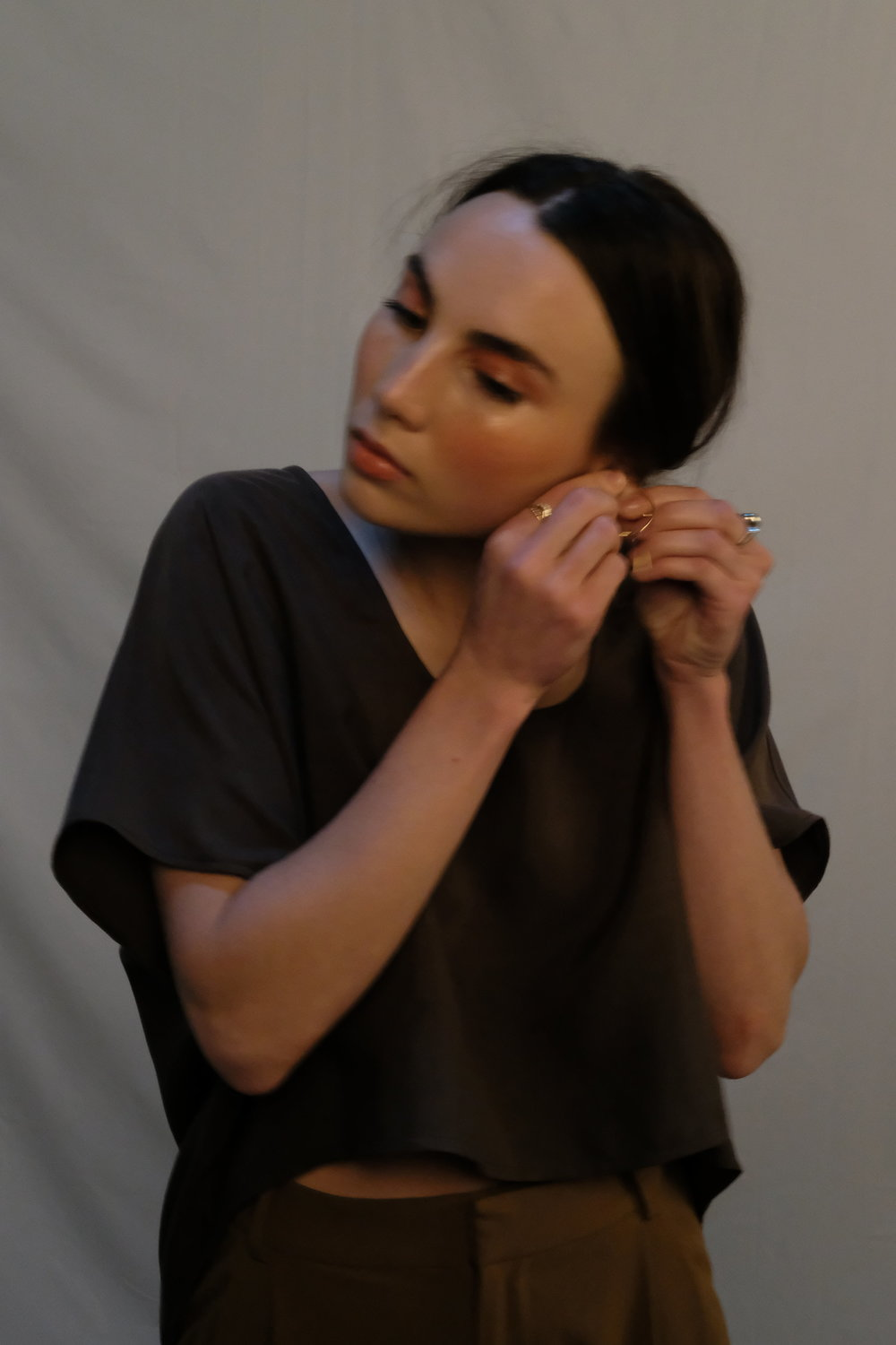 EMLEE design - SS18 Photoshoot behind the scenes ( Ashtin Paige Photo )