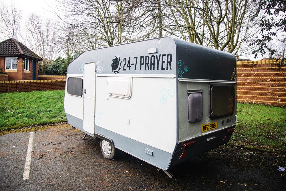 24-7 Prayer Caravan
