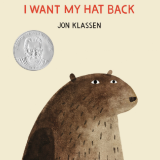 by Jon Klassen   The story of a bear who lost his hat.