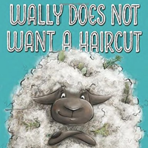 by Amanda Driscoll   The story of a sheep who, obviously, doesn't want a haircut.