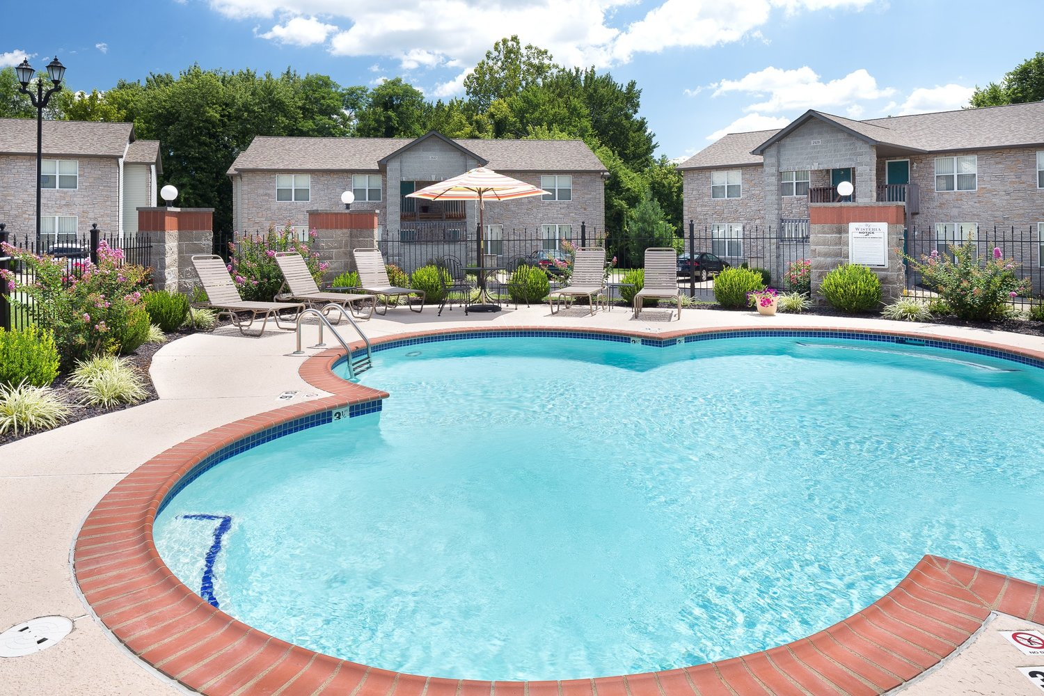 Apartments For Rent In St Clair County Wisteria Court Apartments