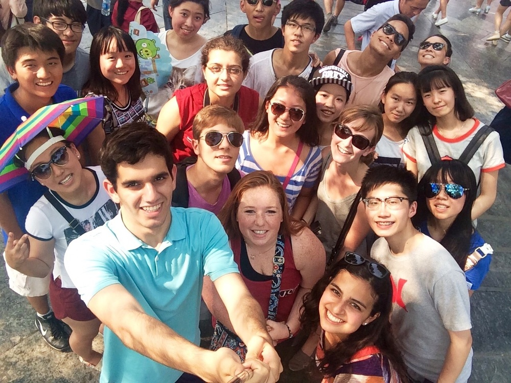 Beijing_Forbidden City_Group Selfie 1.jpg