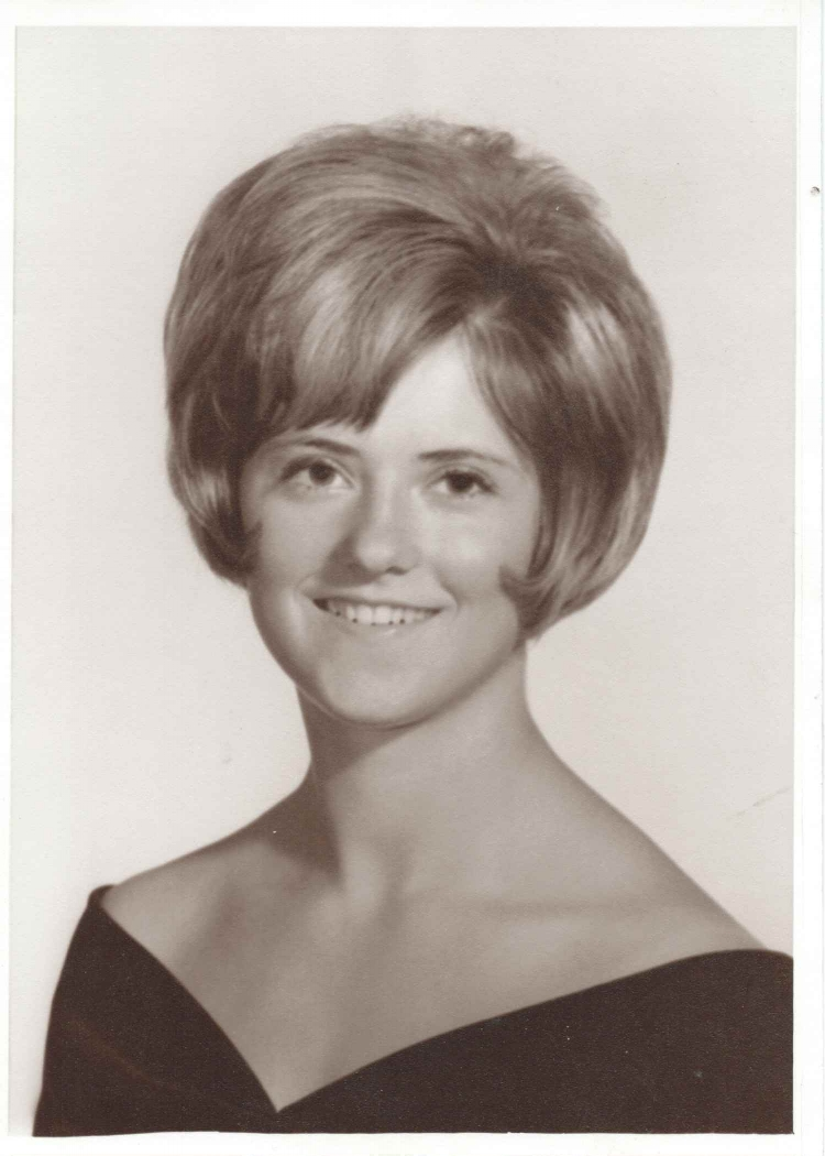Rae Lyn Conrad, high school graduation