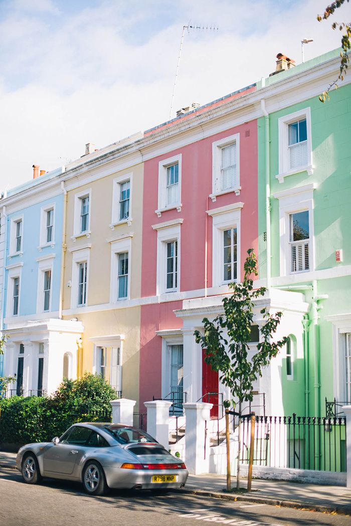 pastel green exterior house london property finderstwentyhome