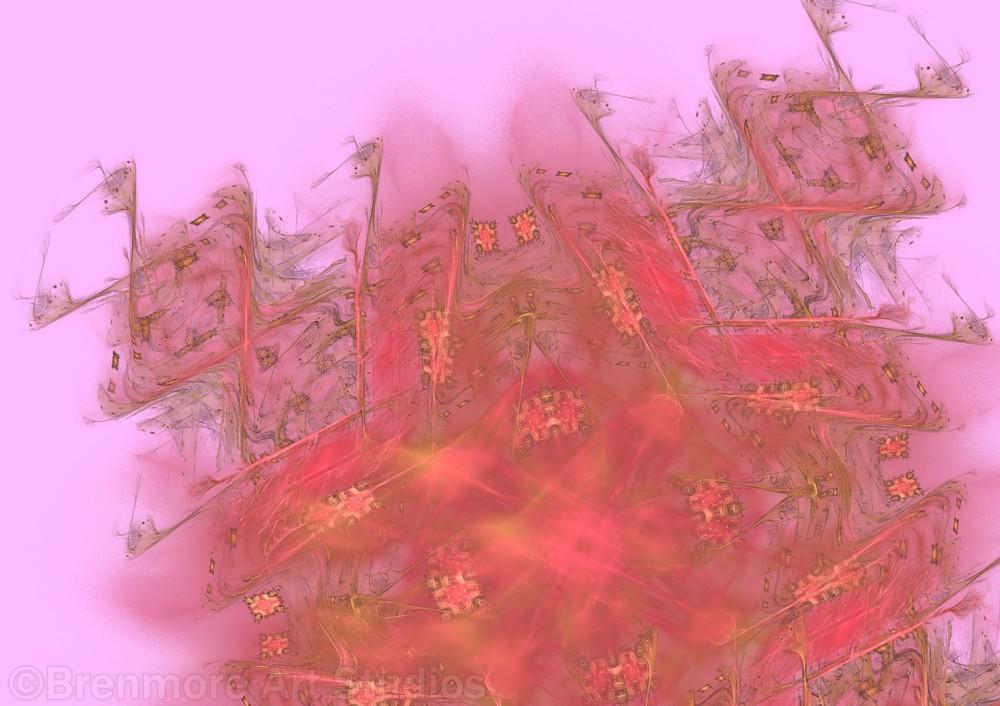 Pink, Soft and Strange