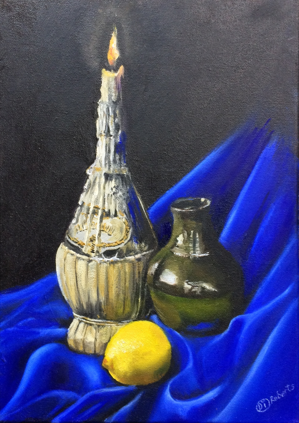 Classical Art Academy Students Studies Oil Painting Still Life