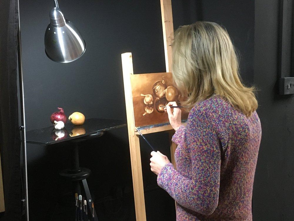Classical Art Academy Teaching Method