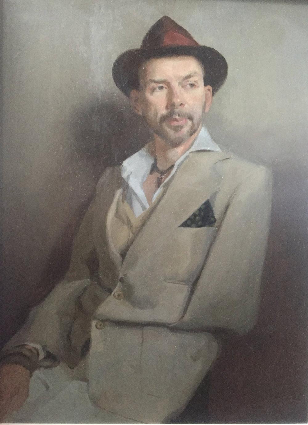 Classical Art Academy Anastasia Pollard Oil Painting