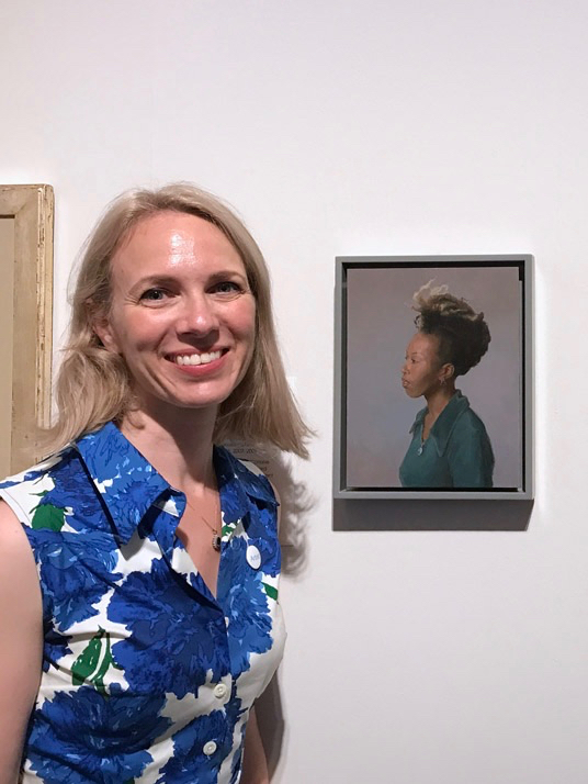 Classical Art Academy Anastasia Pollard