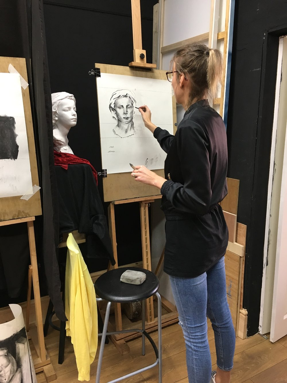 Classical Art Academy Drawing