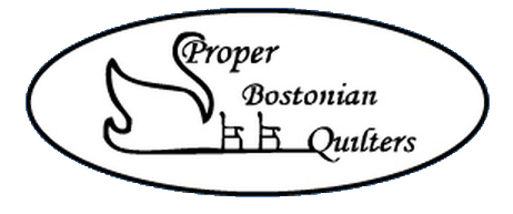 Proper Bostonian Quilters