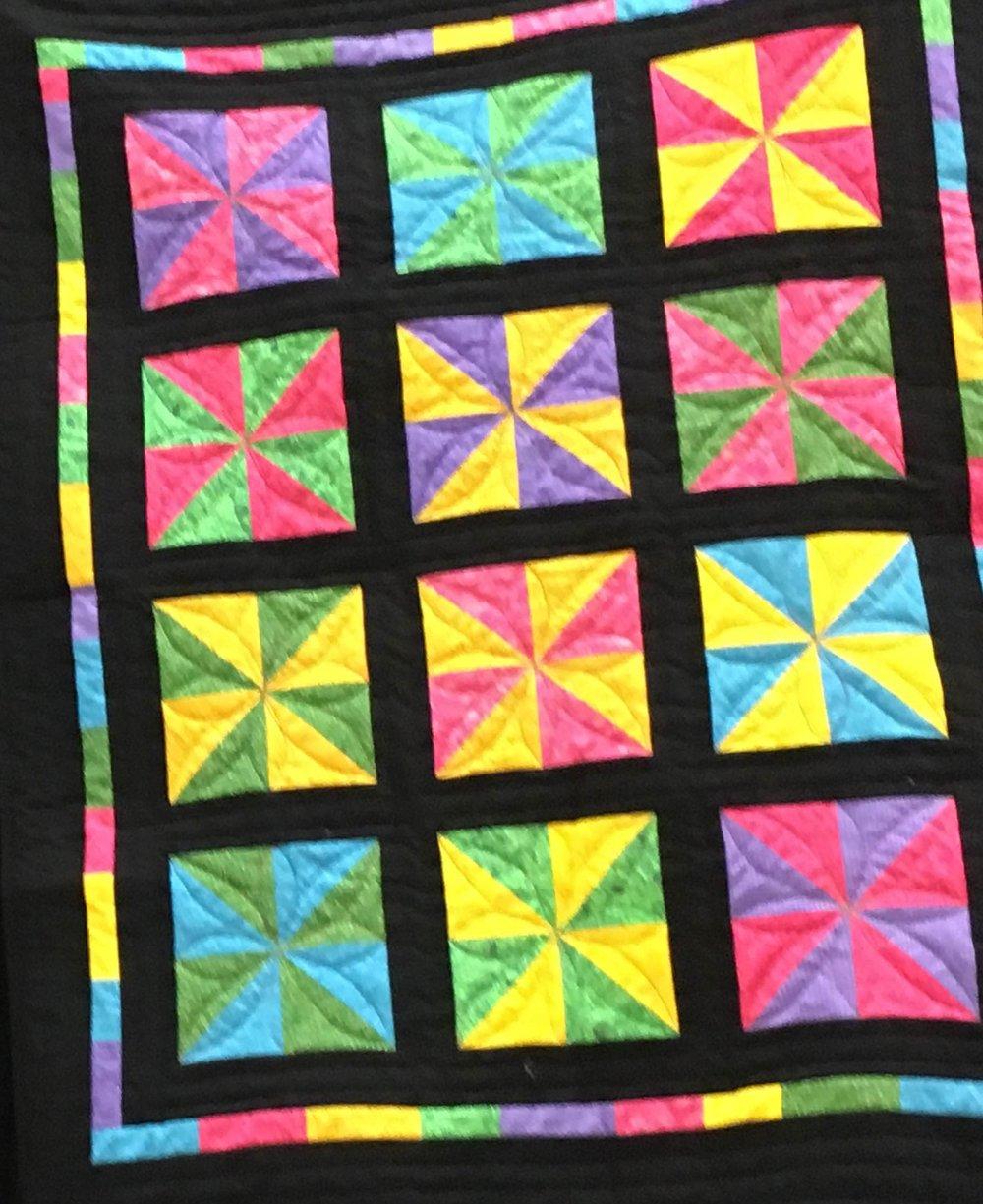 Pinwheels by Pauline