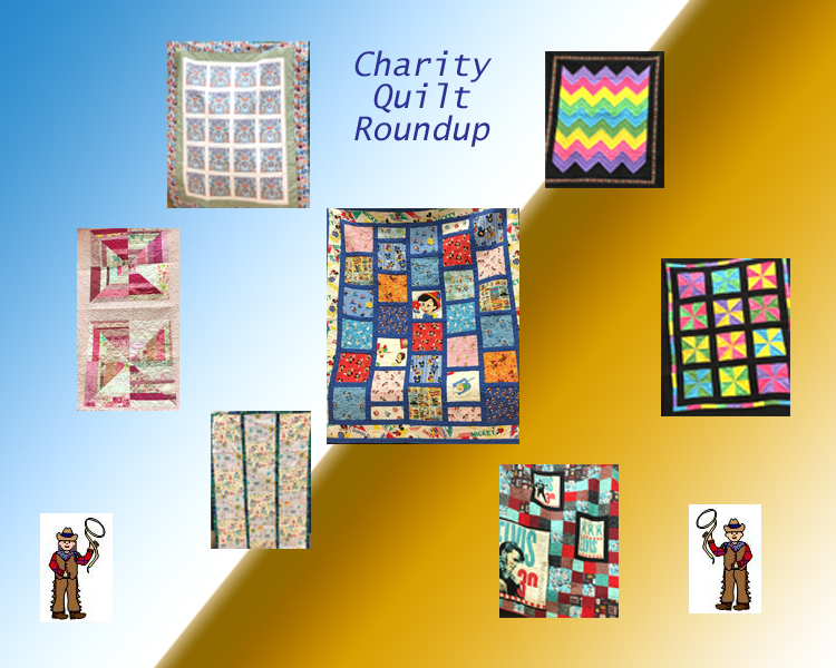 Charity Quilt Roundup - February 22, 2017