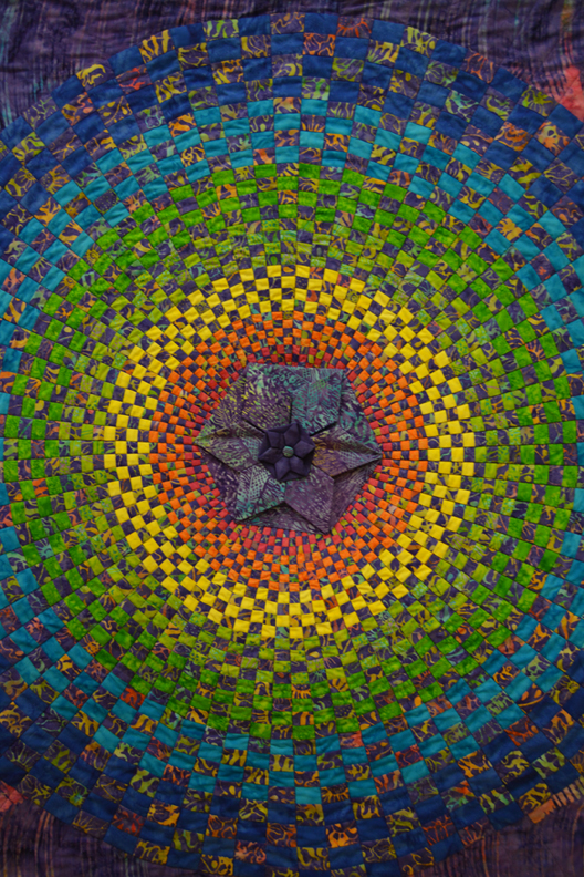 Mary Ellen Berman - Rainbow Circles