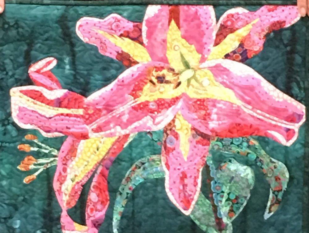 Lily Portrait 2