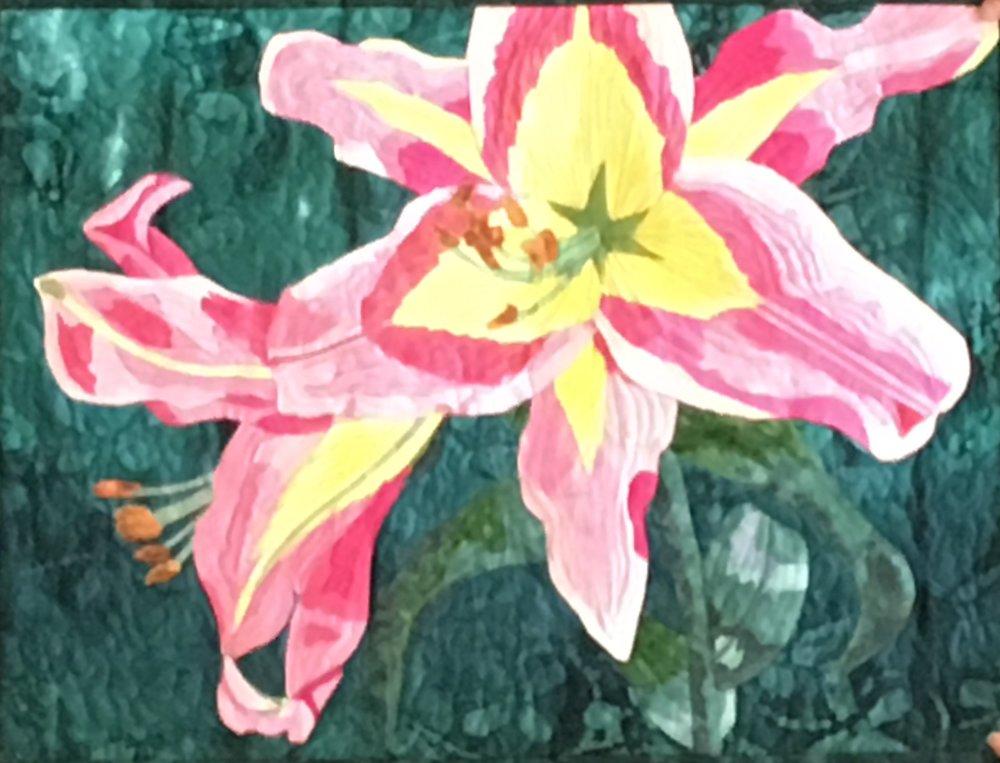 Lily Portrait 1