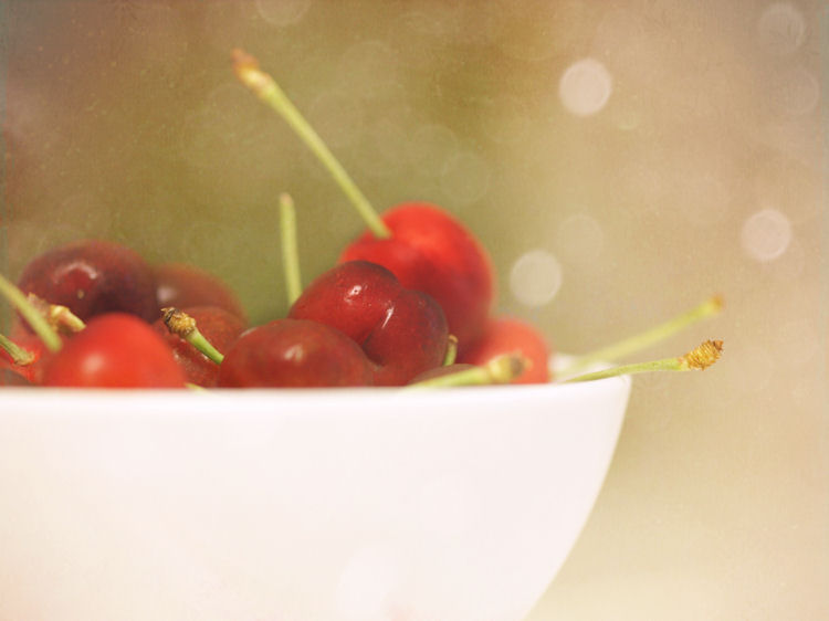 Cherries | Raleigh, North Carolina | © Christy Hydeck