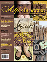 Artful Blogging Autumn 2010